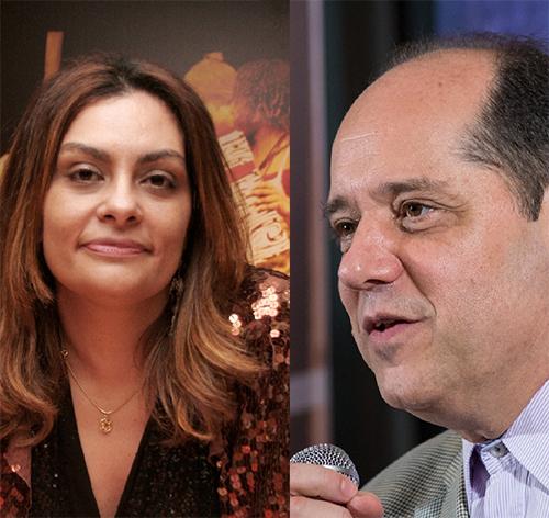 Sempre Um Papo em Casa recebe Marta Porto e Eugênio Bucci