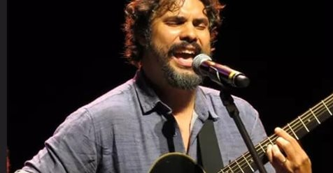 Rodrigo Borges em live