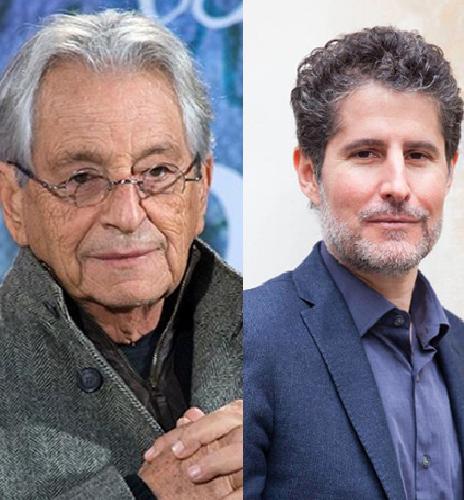 Gabeira e francês Giuliano da Empoli no Sempre Um Papo