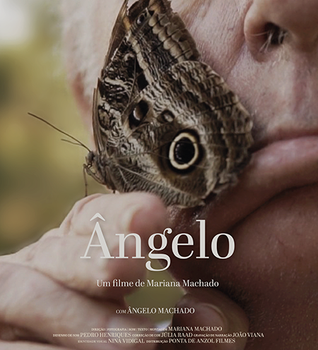 """Lançamento do filme """"Ângelo"""" na 9ª edição da Mostra Ecofalante de Cinema"""