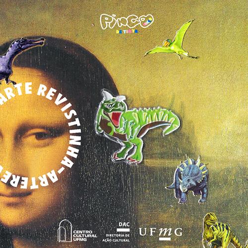"""Projeto """"Pingo de Tinta"""" do Educativo do Centro Cultural UFMG"""