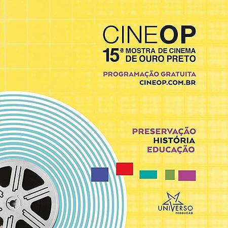 CineOP que celebra 15 anos