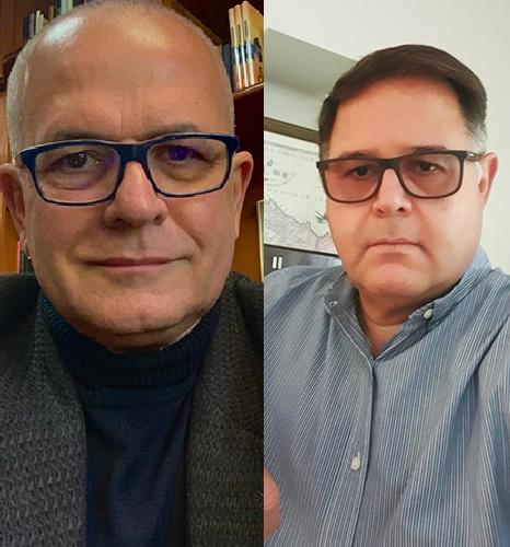 Luís Costa Pinto e Luiz Fernando Emediato no Sempre um Papo