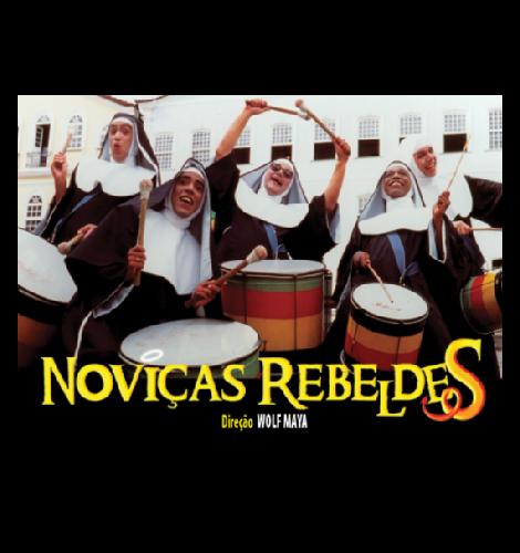 Comédia musical Noviças Rebeldes on-line