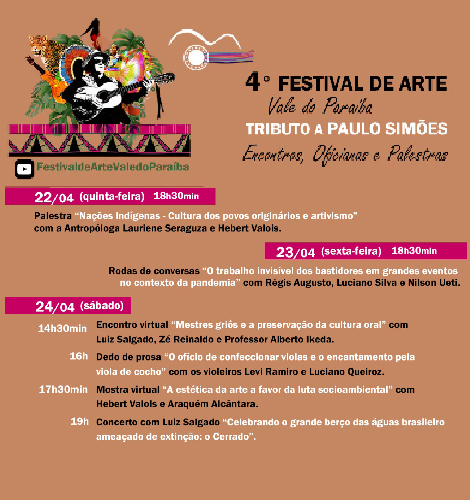 4º Festival de Arte Vale do Paraíba