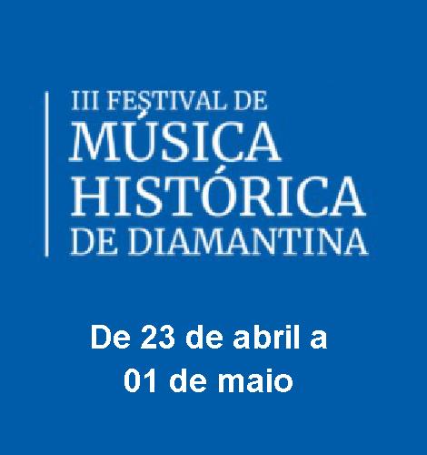 III Festival de Música Histórica de Diamantina
