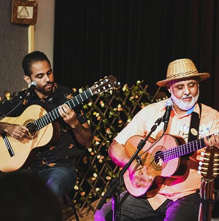 """Show """"Brasil Festeiro"""" de Wilson Dias no Festival Tradições"""