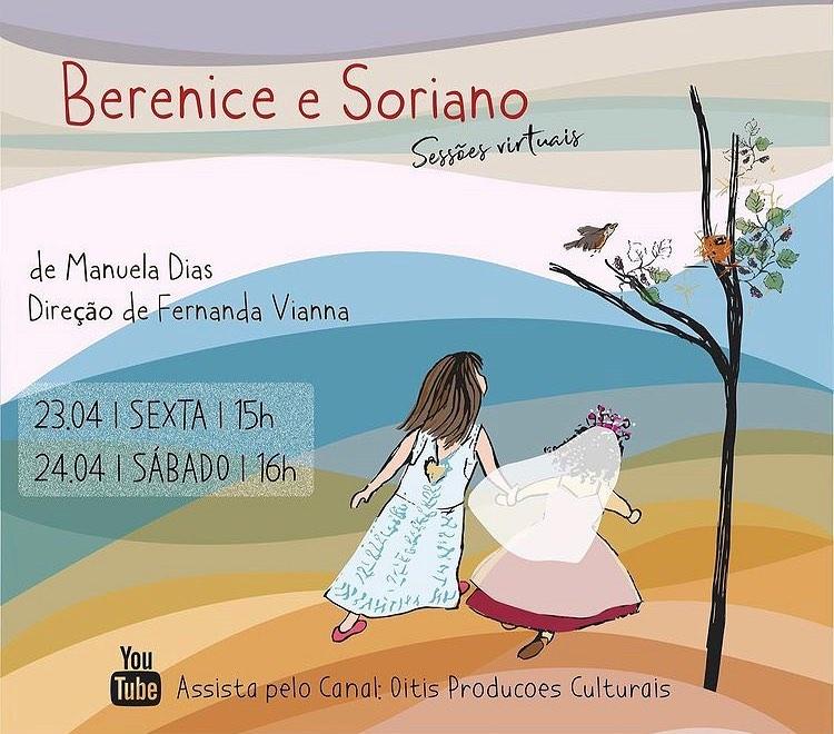 Espetáculo infantil Berenice e Soriano