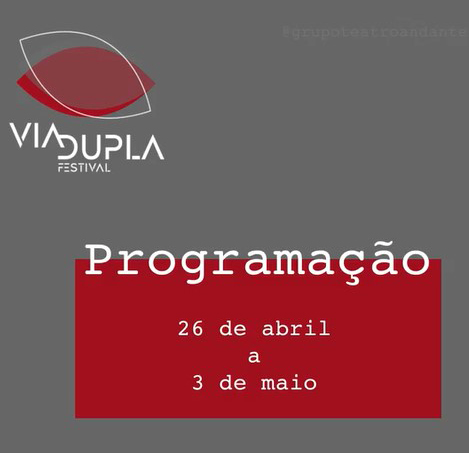 """Festival Internacional """"VIA DUPLA"""" do Grupo Andante"""
