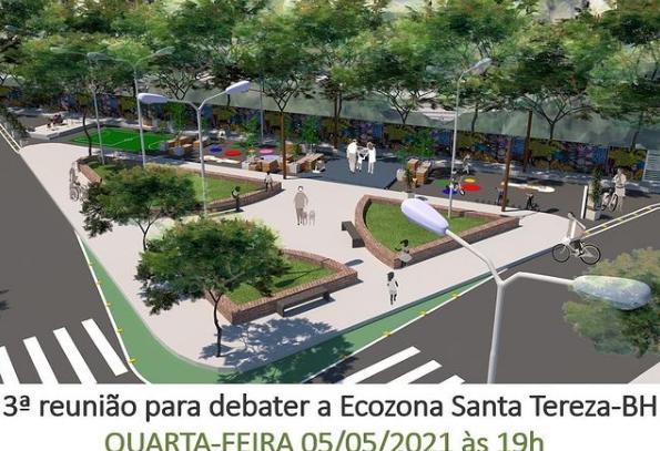 Reunião com moradores para planejamento da Ecozona