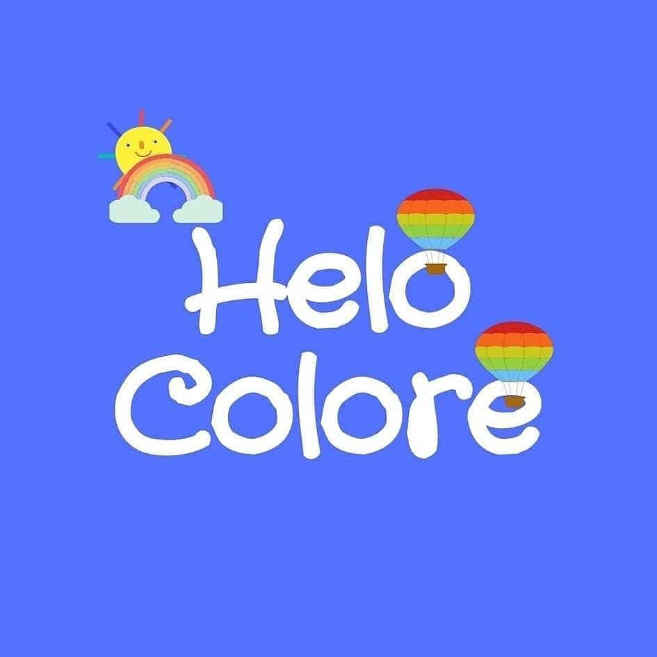 Helô Colorê coisas de criança