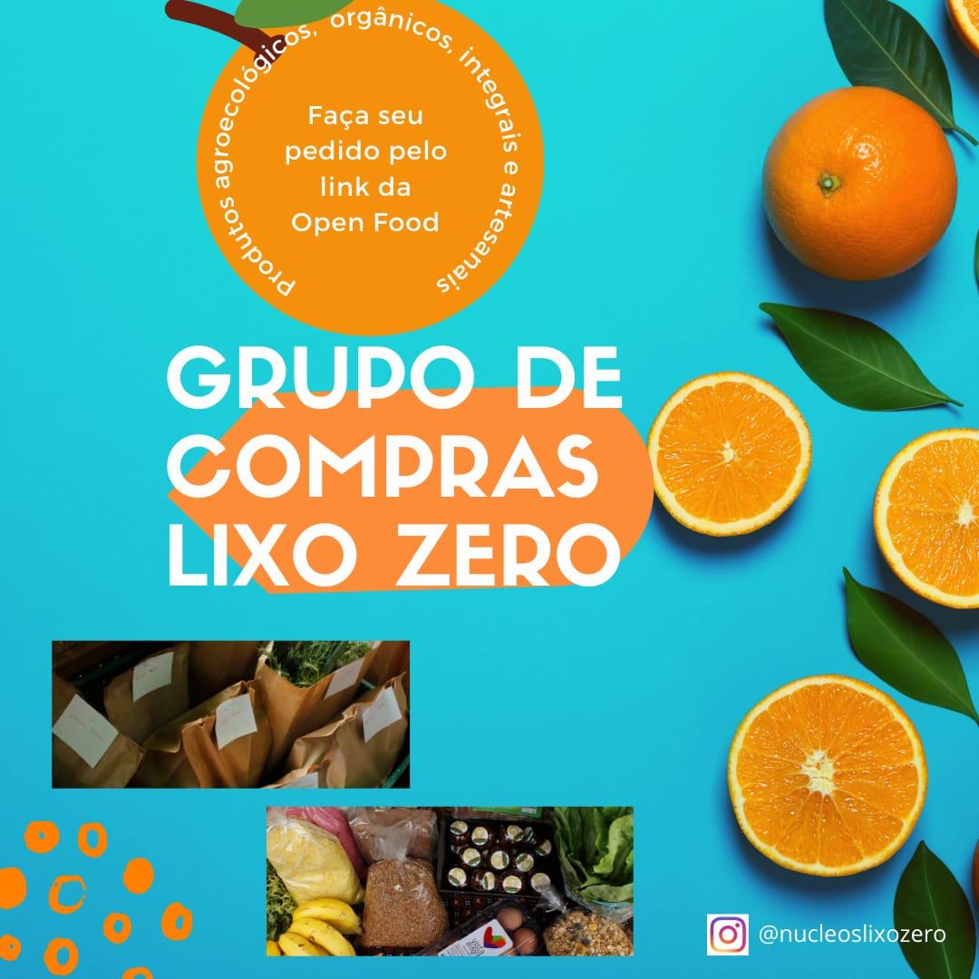 Grupo de compras de produtos orgânicos
