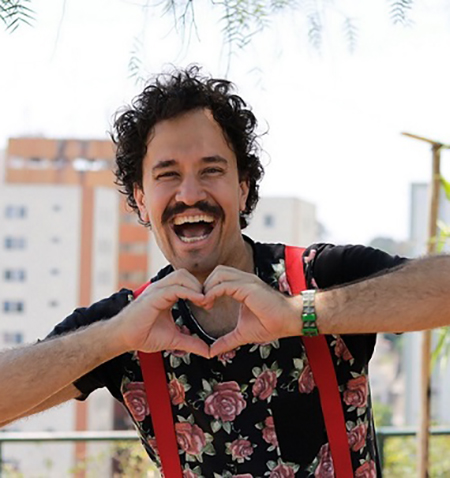 """Live """"Brinca-show"""" de Edu Pio"""