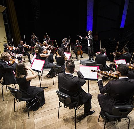 """Orquestra Musicoop apresenta """"_""""O Fagote em dois tempos"""""""