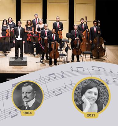 Orquestra SESIMINAS apresenta Três Séculos de Música