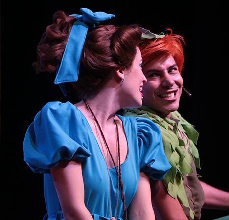 Espetáculo Peter Pan